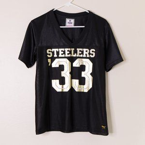 Victoria's Secret PINK Pittsburgh Steelers Bling